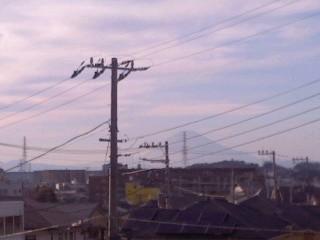 富士山(12月30日、大船町内会)