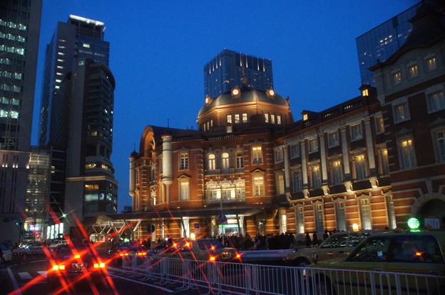 東京駅 C01513