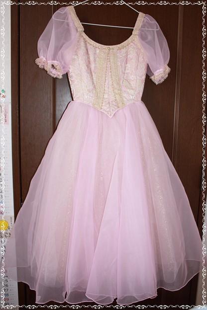 バレエの衣装