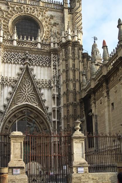 セビージャ大聖堂(スペイン)