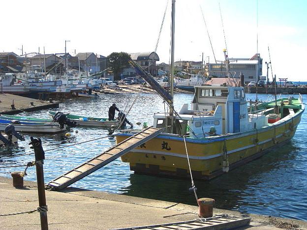長井 新宿漁港