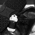 Photos: R0013281ビルケンかかと内張りtokudeme手縫い