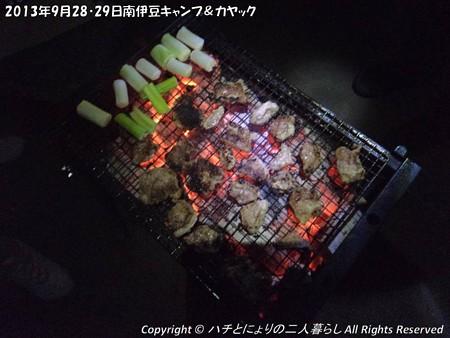 2013年9月28・29日南伊豆キャンプ&カヤック (3)
