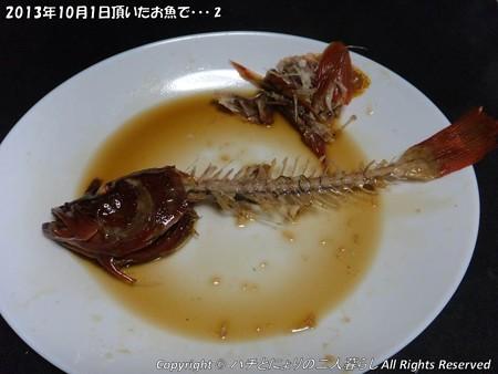 2013年10月1日頂いたお魚で・・・(2) (7)