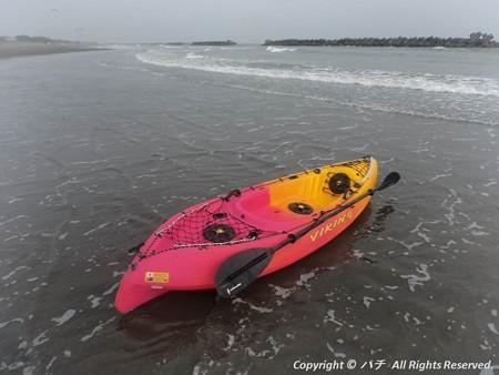 2014-03-01進水式&カヤックサーフィン (6)