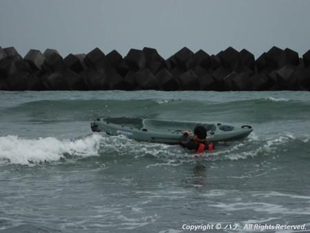 2014-03-01進水式&カヤックサーフィン (12)