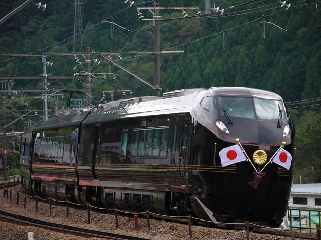 E655  お召し列車