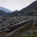 Photos: 中央線を行くブルトレあおもり@初狩