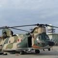 Photos: CH-47Jチヌーク