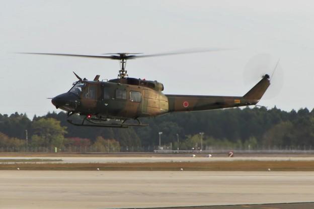 離陸したUH-1J