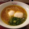 黄金の塩らぁ麺 Due Italian (千代田区九段南)