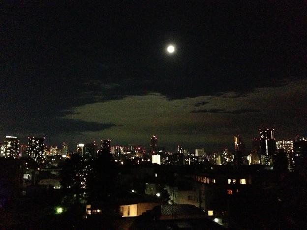 2012年12月31日21:15 麻布山より(3)