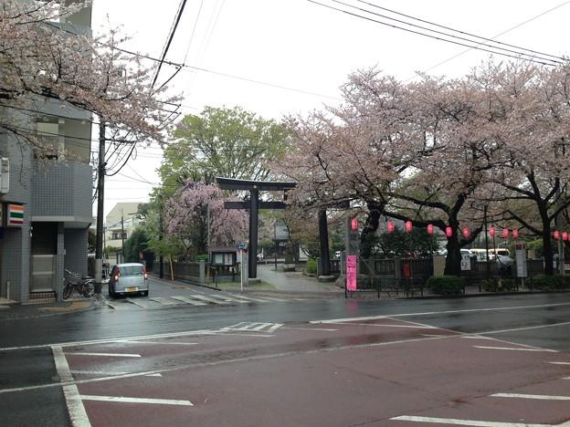 北野神社(新井天神)