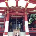 茶ノ木稲荷(市谷亀岡八幡宮)