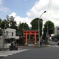 穴八幡宮(新宿区西早稲田)
