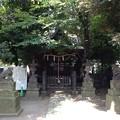 諏訪神社(南品川)