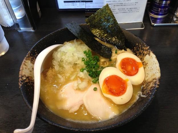 鶏そば晴壱(新宿区住吉町)