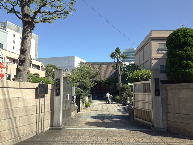 金蔵寺(千住2)