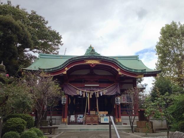 千住神社(千住宮元町)