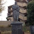 塚原卜伝像(鹿嶋市)