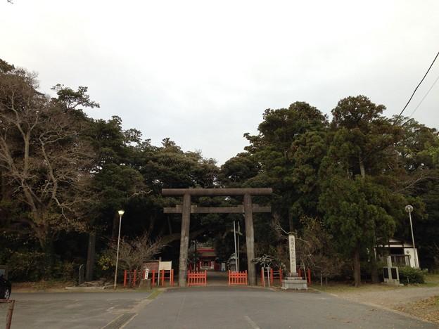 息栖神社(神栖市) 二の鳥居
