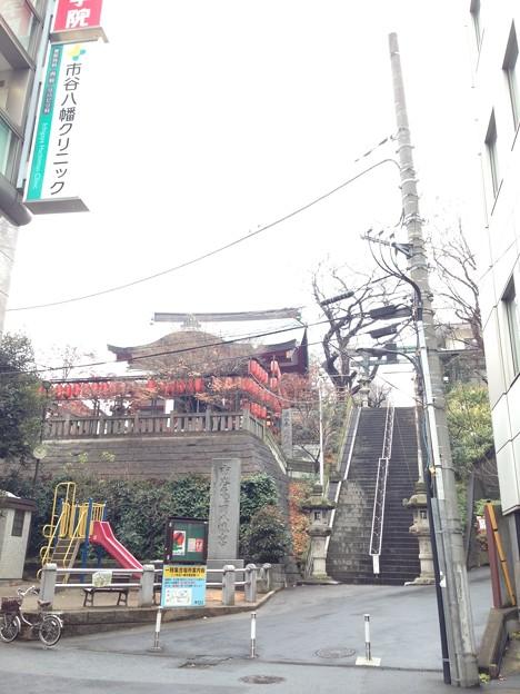 市谷亀岡八幡宮(新宿区)
