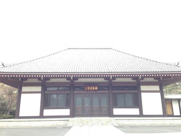 海晏寺(南品川5丁目)