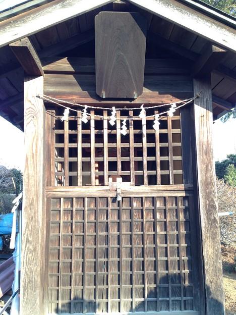 河越城 三芳野稲荷神社
