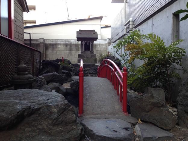 津軽稲荷神社(墨田区錦糸1)辨財天
