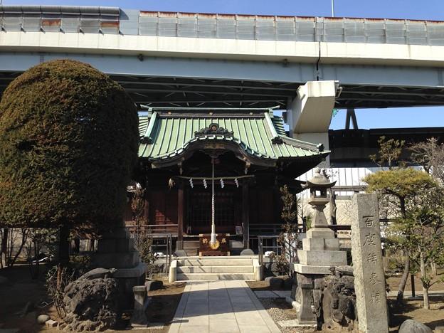 隅田川神社(墨田区堤通2)