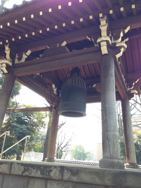 寛永寺 時の鐘(上野桜木)