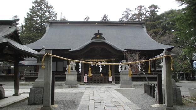 浅間神社(山梨県笛吹市)