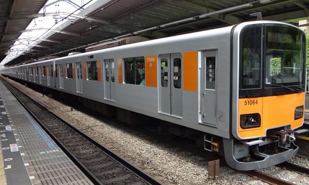 Photos: 東武鉄道50050系による東急田園都市線急行