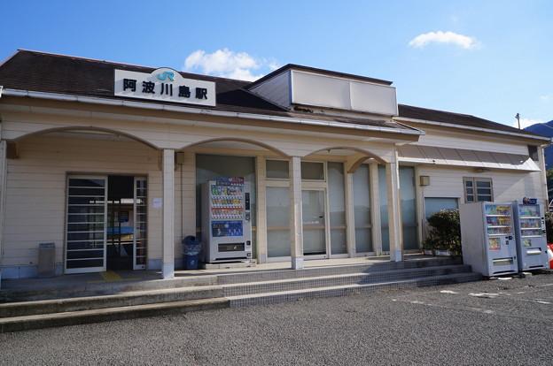 阿波川島駅 - 写真共有サイト「...