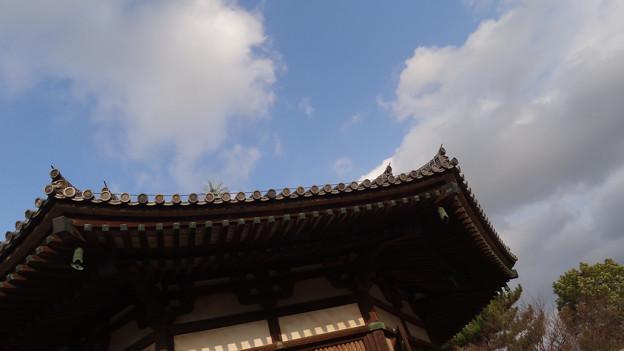 写真: 法隆寺-夢殿-