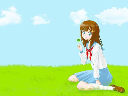 clover_girl_1600x1200