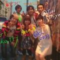 Photos: @momiji_official の皆さんと。 2012年6月頃撮影。