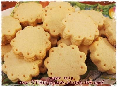 自家製クリームチーズで、クッキー1-6