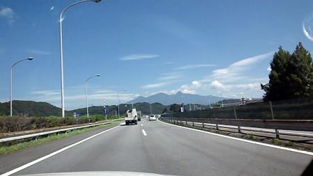 (1)八ヶ岳連峰20120717