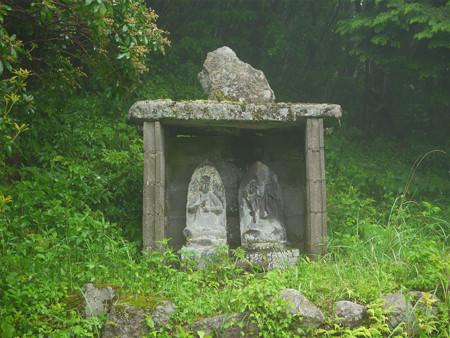 万年山~吉武台牧場から歩く(1)