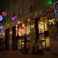 写真: 小倉井筒屋のクリスマスイルミ2013(2)