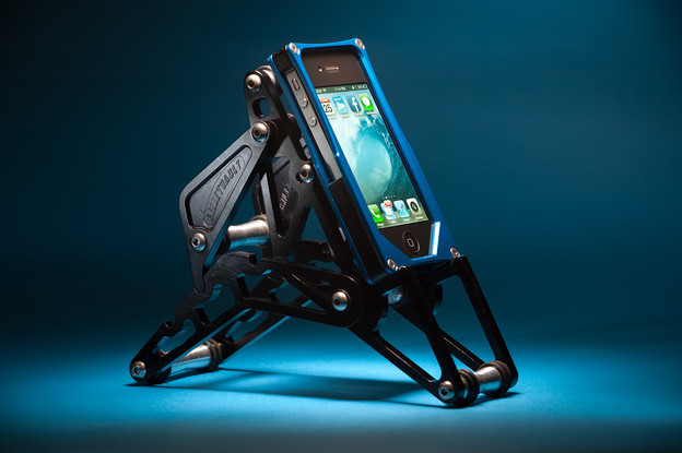 Iphone Case and Stand Combo