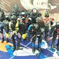 Photos: メタルダー   ゴーストバンクシリーズは、特撮の魅力つまりまくりや~...