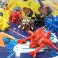 Photos: SD ガン消し   ガンドランダーな仲間を追加だがす♪♪竜守護のパーツの...