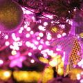 クリスマスツリーに飾る