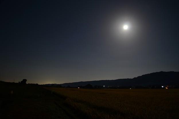Photos: 平成25年の中秋の名月 満月です!