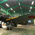 宇佐市平和資料館 零式艦上戦闘機21型模型