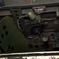宇佐市平和資料館 零式艦上戦闘機21型模型操縦席
