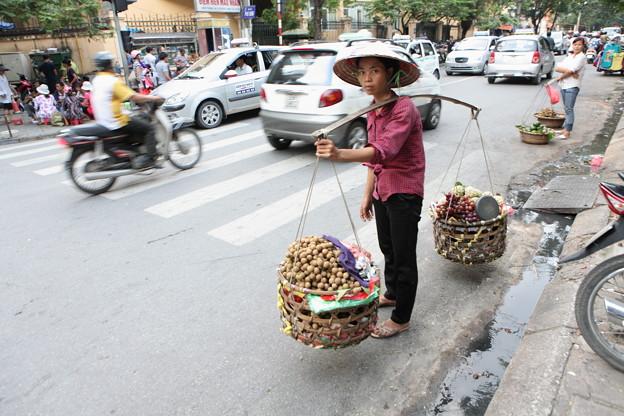 Photos: IMG_7536ベトナム旅行・ハノイにて