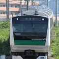 Photos: E233系7000番台宮ハエ122編成総合車輌出場試運転